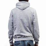 YMCMB Sweat Hoody Rich Gang Grey