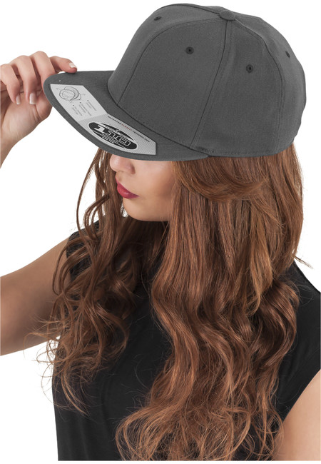 5d41db3d38d52 Flexfit 110 Fitted Snapback darkgrey - Streetjoy Shop - streetwear ...