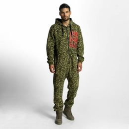 1dc47bff83 Dangerous DNGRS   Jumpsuits Floot in camouflage
